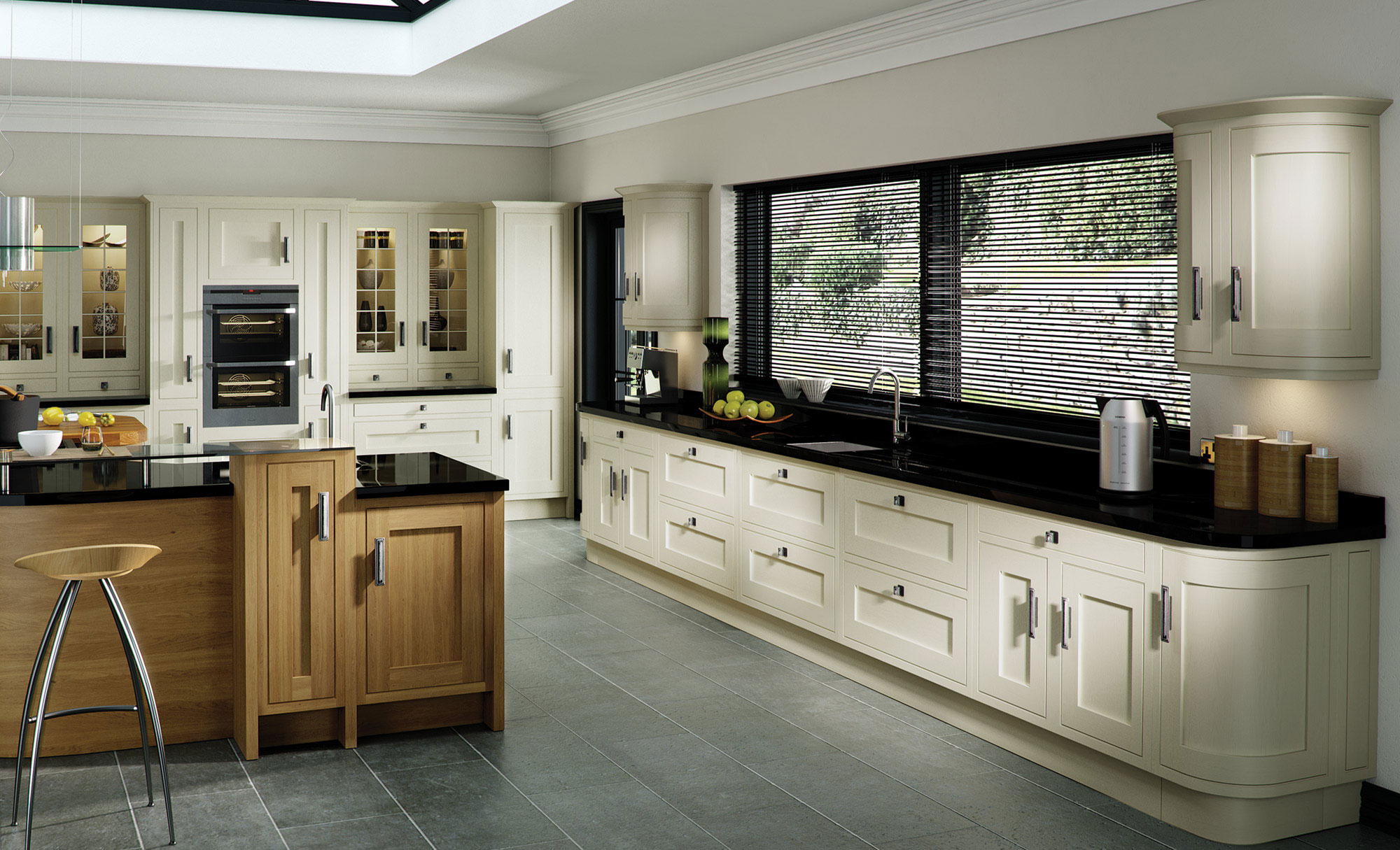 Traditional Oak Kitchen Doors